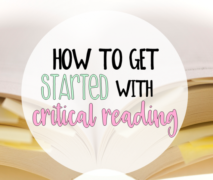Critical reading is the key for your students to unlock deeper meaning. Learn how to get started and download your free plan guide!